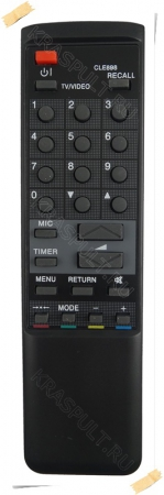 пульт hitachi cle-898 Hitachi для телевизоров