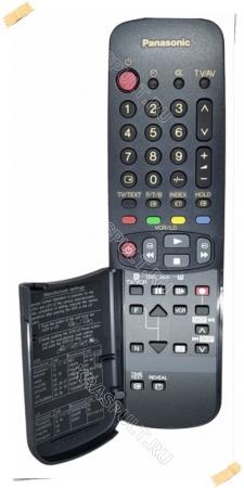 пульт panasonic eur511029 Panasonic для телевизоров