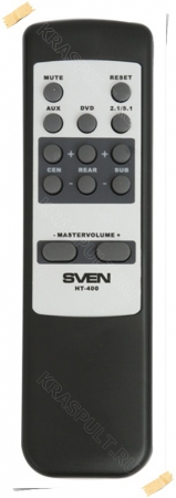 пульт sven ht-400 Sven для акустики и колонок