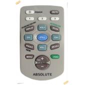 Пульт ABSOLUTE TVR-05, TVR-07