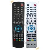 Пульт BRAVIS LED-16E96, LED-16E97, LED-19R68, LED-22R68