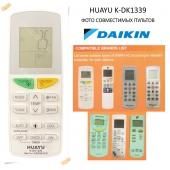 Пульт для кондиционера DAIKIN K-DK1339
