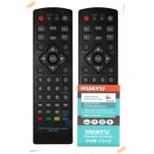 - new 2017 год! Пульт универсальный HUAYU DVB-T2+2 VERSION 2017 для цифровых телевизионных приставок DVB-T2