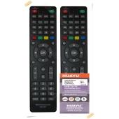 - new 2017 год! Пульт универсальный HUAYU DVB-T2+TV VERSION 2017 для цифровых телевизионных приставок DVB-T2