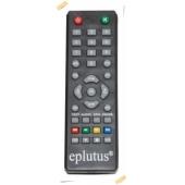 Пульт EPLUTUS DVB-126T, DVB-127T