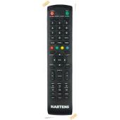 Пульт HARTENS HTV-32R011B-T2/PVR/S, HTV-43F011B-T2/PVR/S, HTV-49F011B-T2/PVR/S