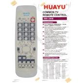 Пульт универсальный HITACHI HUAYU RM-300B