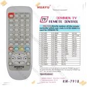 Пульт универсальный HITACHI HUAYU RM-791B