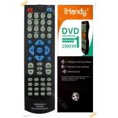 Пульт УНИВЕРСАЛЬНЫЙ DVD IHANDY AUN0448+A