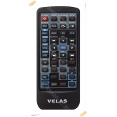 Пульт VELAS VDM-F2025TV, VDM-F2035TV, VDM-M364TV, VDM-M404TV, VDM-MB454TV, VDM-MB504TV