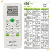 Универсальный пульт для кондиционеров QUNDA KT-6018