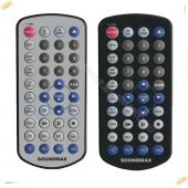 Пульт SOUNDMAX SM-CMMD6511G, SM-CMMD7000, SM-CMD5001