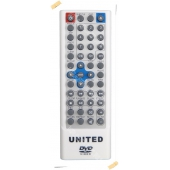 Пульт UNITED DVD-7074, DVD-7075, DVD-7077, DVD-7099