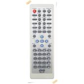 Пульт UNITED DVD7010, DVD7059, DVD7070